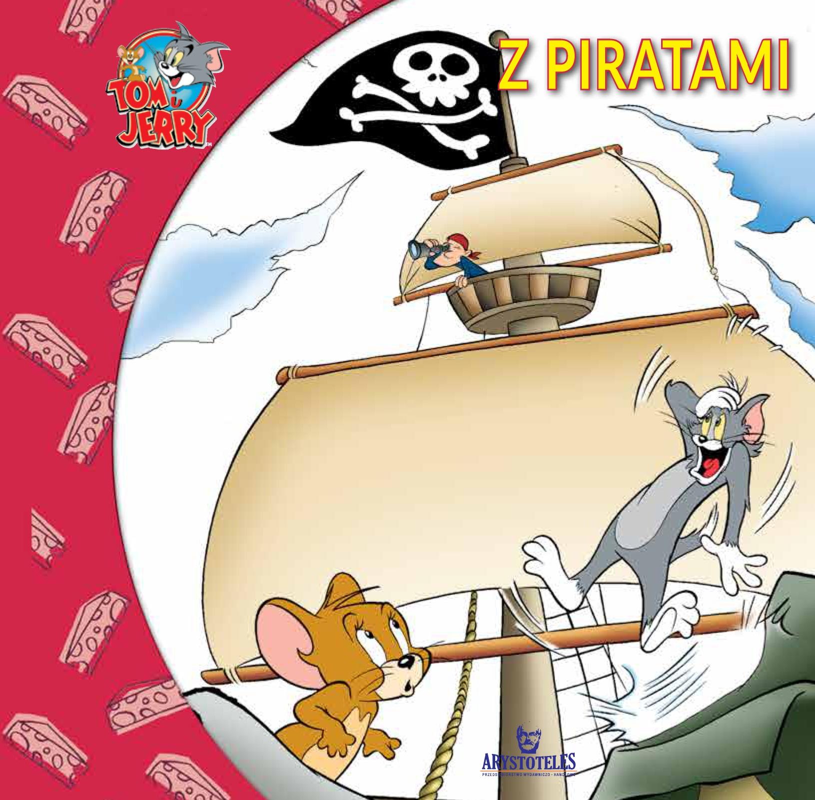Znalezione obrazy dla zapytania tom i jerry  z piratami
